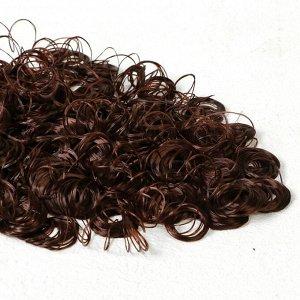 Волосы для кукол «Кудряшки» 70 г, размер завитка: 1 см, цвет D645