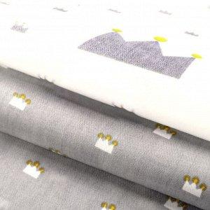 Набор ткани пэчворк «Маленькое царство», 50 ? 50 см