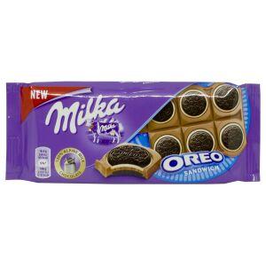 Шоколад Милка Oreo Sandwich 92 г 1 уп.х 16 шт.