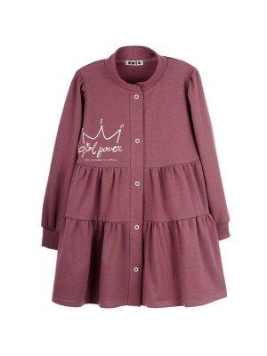 Платье 897А10 лиловый