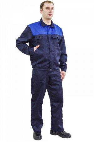 Костюм 919, синий
