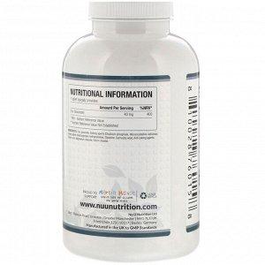 Nu U Nutrition, Цинк, 40 мг, 365 растительных таблеток
