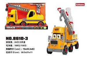 Игрушка для конструирования OBL712373 8610-3 (1/24)