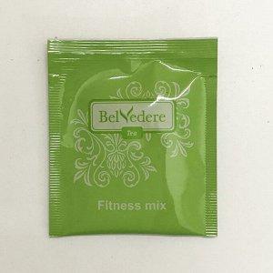 Пакетик зелёный чай Фитнес Микс 1 шт.
