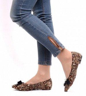 Туфли Страна производитель: Китай Полнота обуви: Тип «F» или «Fx» Материал верха: Натуральная кожа Цвет: Коричневый Материал подкладки: Натуральная кожа Стиль: Этнический Форма мыска/носка: Заостренны