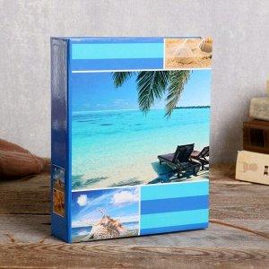 """Фотоальбом """"Морской пейзаж"""" 10*15 см., 200 фото"""
