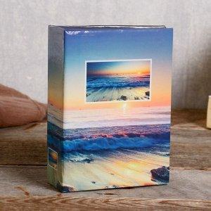 """Фотоальбом """"Морской пейзаж"""" 10*15 см., 100 фото"""