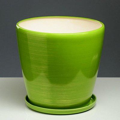 🌷 Кашпо, горшки, грунт - всё для домашних цветов и сада 🌷 — Кашпо из керамики больше 10 л — Кашпо и горшки