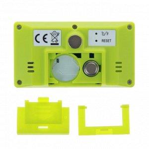 Термометр LTR-11. электронный. с гигрометром. белый