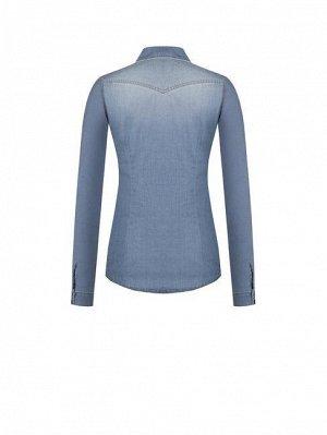 Рубашка Rinas.cimento 98%Cotton-2%Elastane