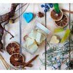Бурлящие сердечки «Увлажнение» с маслом манго 175г