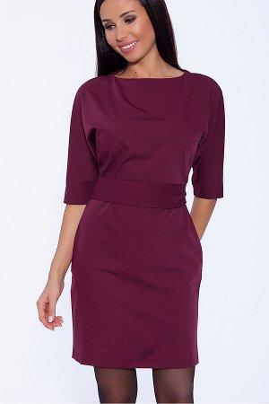 Платье (Emansipe) Бордовый