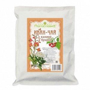 «Иван-чай с калиной и бузиной»
