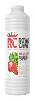 Топпинг Royal Cane Клубника 1л