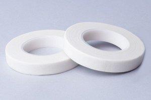 Тейп лента, 1,2 см, цвет белый