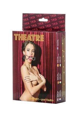 Кляп - паукTOYFA Theatre, металл, чёрный
