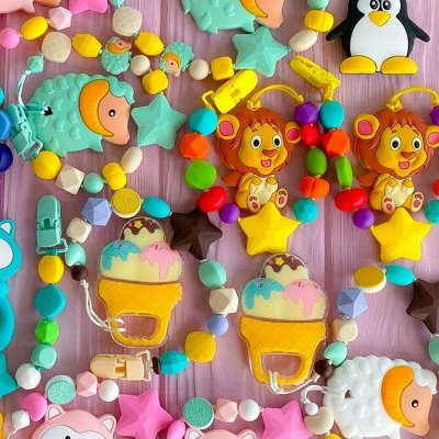 Мамам большого города! Грызунки ляликам👶и много полезностей — Слингобусы, грызунки — Развивающие игрушки