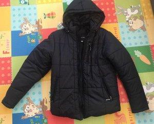 куртка мужская зимняя на рост 160-175