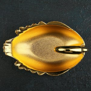 Ваза сервировочная «Лебедь» 14х9х10 см