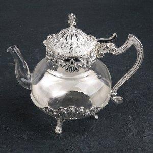 Чайник заварочный «Бахмал. стекло», 1,2 л