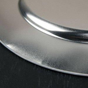 Поднос «Жардин», 33 см, металлический