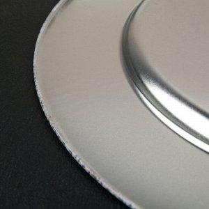 Поднос «Восток», 33 см, металлический