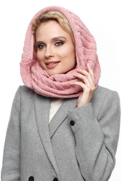 ROTEX-2: платки, палантины, шапки, перчатки. Распродажа 🔥  — Снуды и пончо — Аксессуары
