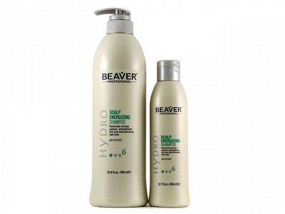 BEAVER — Лучшее для твоих волос! Без сульфотов — Против выпадения и для роста волос — Восстановление и увлажнение