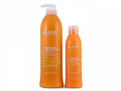 BEAVER — Лучшее для твоих волос! Без сульфотов — Восстановление и мульти-защита — Восстановление и увлажнение