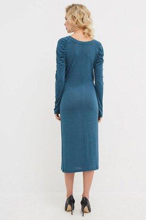 Платье жен. Dankur аквамарин