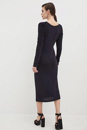 Платье жен. Dankur фиолетовый