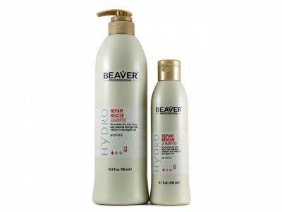 BEAVER — Лучшее для твоих волос! Без сульфотов — Интенсивное восстановление — Восстановление и увлажнение