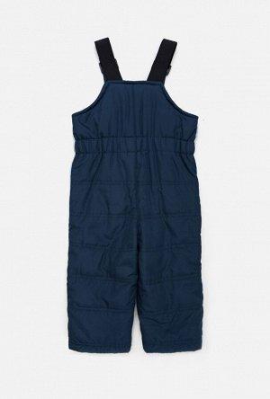 Полукомбинезон(утепленный)детский для мальчиков Okamoto синий