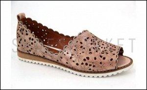 Туфли летние жен SandM