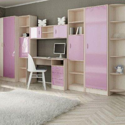 Новинки! Удобные модули для детской, гостиной, кухни и др!