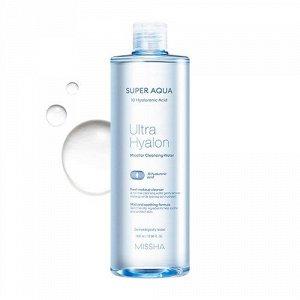Мицеллярная вода с гиалуроновой кислотой