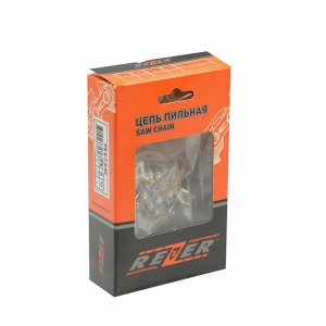 "Цепь для бензопилы Rezer PS-9-1.3-57, 16"", 3/8"", 1.3 мм, 57 звеньев, Парма М2/М4/М5, Carver"