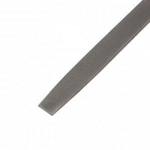 Напильник TUNDRA, для заточки цепей пил, плоский, У10, 2К рукоятка, №3, 200 мм