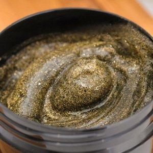 Скраб для лица ухаживающий GoldenTambuSun с маслом мяты, 70 мл