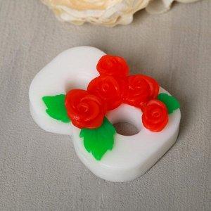 """Мыло """"8 Марта"""" с розами"""