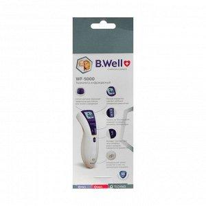 Термометр электронный B.Well WF-5000, инфракрасный, бесконтактный, память, звук, датчик