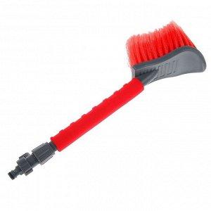 Щетка для мытья AVS BH-0264, с насадкой для шланга