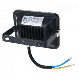 Прожектор светодиодный LLT СДО-5 PRO, 10 Вт, 230 В, 6500 К, 950 Лм, IP65
