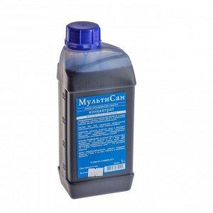 Жидкость для биотуалета универсальная 1 л, «Мультисан», концентрат