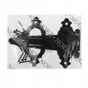 Накладка накидная НН-150-S, цвет черный матовый