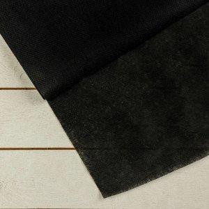Материал мульчирующий, 5 ? 1,6 м, плотность 60, с УФ-стабилизатором, чёрный, «Агротекс»