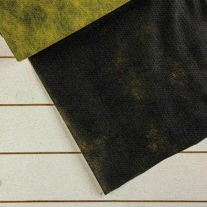 Материал мульчирующий, 5 ? 1,6 м, плотность 80, с УФ-стабилизатором, без перфорации, жёлто-чёрный, «Агротекс»
