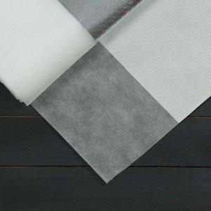 Материал укрывной, 5 ? 1,6 м, плотность 90, фольгированный, с УФ-стабилизатором, серебристо-белый, «Агротекс»