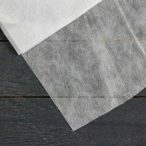 Материал укрывной, 10 ? 1,6 м, плотность 30, с УФ-стабилизатором, белый, «Агротекс»