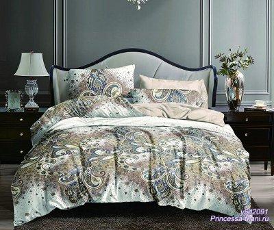 Уютных снов Шикарный поплин, пледы и одеяла! — КПБ семейный — Для дома